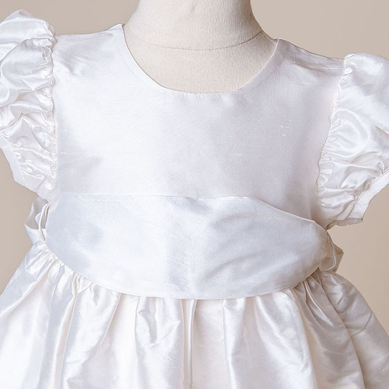 Baby Girls Baptism Gown (1)