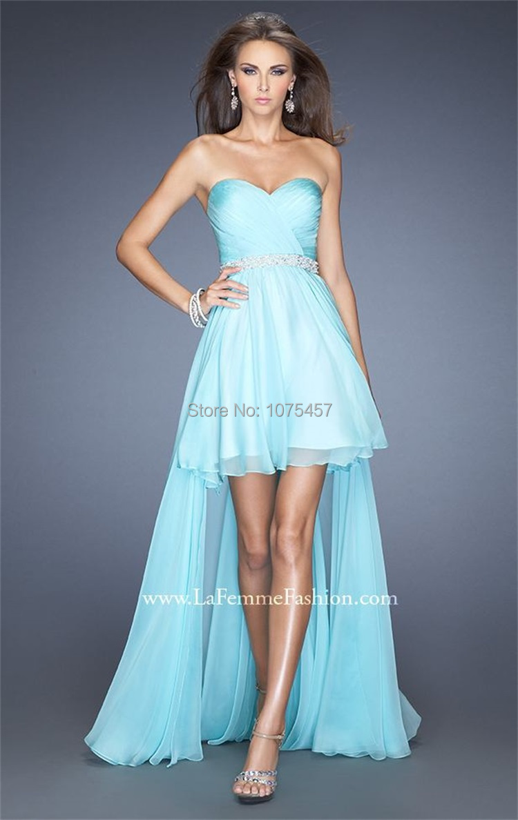 Compare Prices on Fitted Prom Dresses Blue- Online Shopping/Buy ...