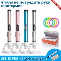 3d pen 3d,Low temperature pen,protect hands,LED display pen 3d model,Children gifts pen-3d print pen,USB Charging