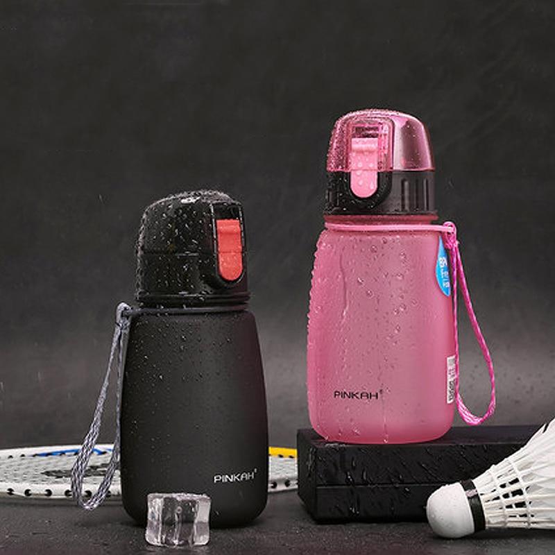 Шейкер pinka 460 мл портативная бутылка для воды из тритана без БФА пластиковая