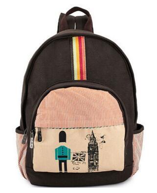 lady   sport bag black color