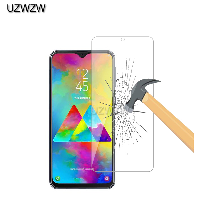 2pcs For Samsung Galaxy M20 0.26mm 2.5D Premium Tempered Glass Screen Protector Protective Glass For Samsung Galaxy M20