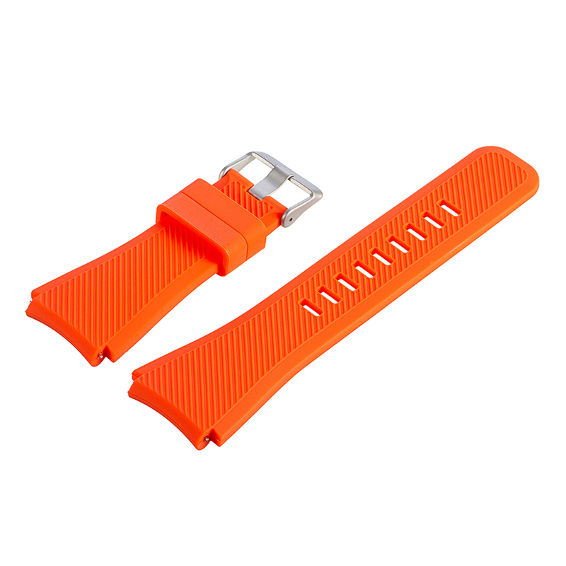 2018 Good Quality Watch Strap Silicone Colorful band for wristwatch