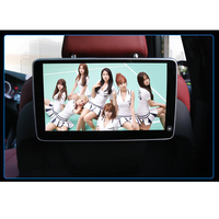 Backseat TV Screen 11.6 inch Android Dual DVD Headrest System for Mercedes benz