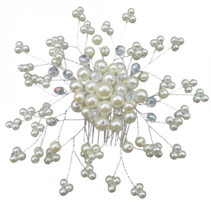 HTB1p7_QJpXXXXbzXXXXq6xXFXXXF Exquisite Bridal Wedding Faux Pearl Hair Comb Accessory