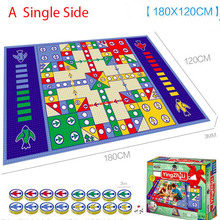 Baby Gyms & Playmats flying chess games playmats 3size