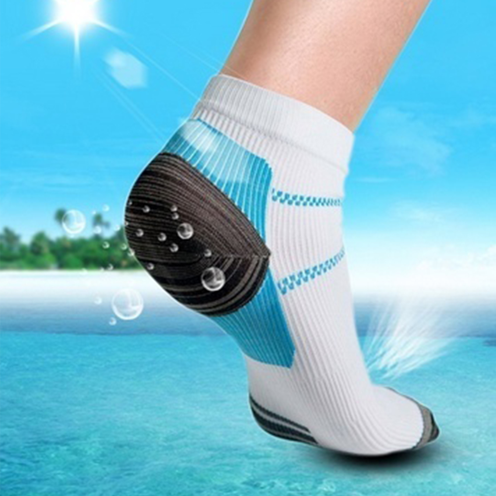 d111e73cc6 New Men's Socks Plantar Fasciitis Heel Spurs Pain Exercise Sock For Men-in  Men's Socks from Underwear & Sleepwears on Aliexpress.com   Alibaba Group