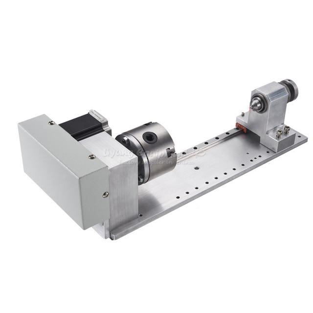 Máquina de grabado de guías deslizantes de rotación axis axis Un ...