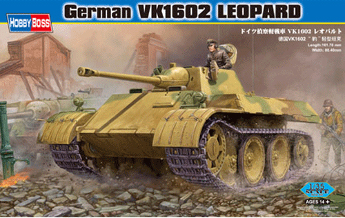 1/35 German Leopard Light Tank 824601/35 German Leopard Light Tank 82460