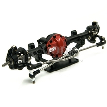 1/10 Rc Car ARB Edition Alloy Front Axle For 1:10 Rc Crawler D90 AXIAL SCX10 RC4WD High Quality