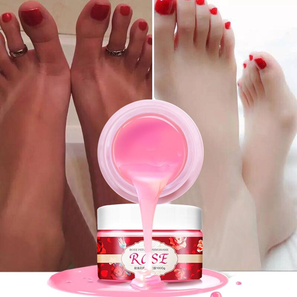 Spa massage scrub feet cream moisturizing peeling whitening socks smooth beauty hand foot care for pedicure exfoliating 30 bioaqua exfoliante para pies