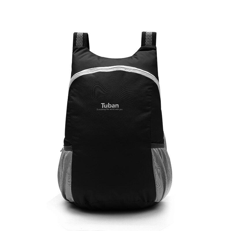TUBAN Lightweight Nylon Foldable Backpack Waterproof Backpack Folding Bag Portable Pack For Women Men Travel  Mochila Mujer