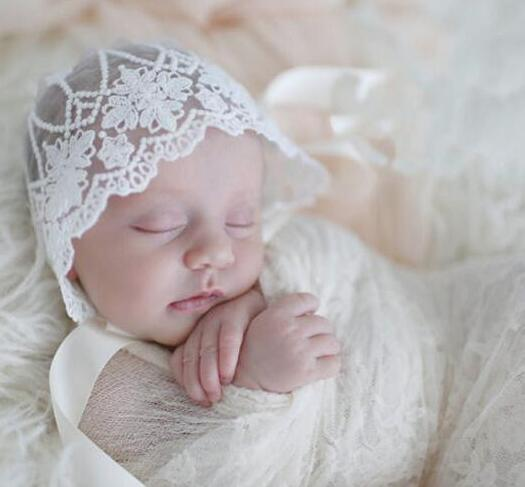 512e8c436ba3 ... norway lace baby hat girl boy toddler lovely infant kids caps newborn  photo lacing hat solid