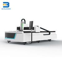 Metal Stainless Sheet Tube CNC Fiber Laser Cutting Machine (500W 750W 1000W 1500W 2000W)