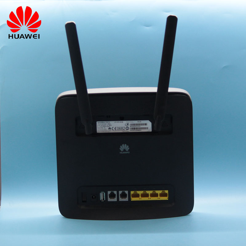 Used Unlocked Cat6 300mbps Huawei E5186 E5186s-22a 4G 3G Router 4g Wifi  Dongle Mobile hotspot 4g Cpe Car Router Pk B593 E5172