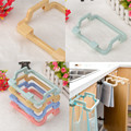 Portable Kitchen Trash Bag Holder Incognito Cabinets Cloth Rack Towel Storage Holders & Racks U6803
