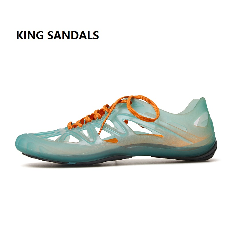 2018 New Hot Summer Beach Water Shoes Women Flat Rubber Sole Sandals Big Brand Outdoor Sandals Clearance sale for shotr in size hot sale new products for women s shoes flat sheet canvas shoes camouflage roses multicolor big yards 42