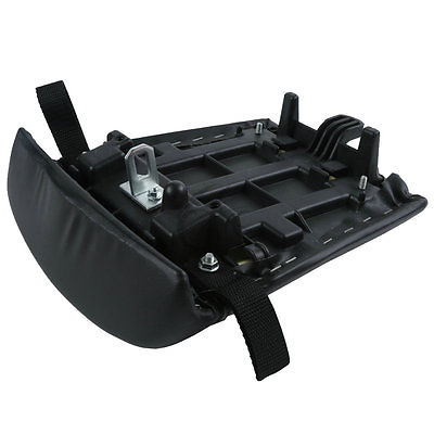 Black Rear Passenger <font><b>Seat</b></font> Cushion Pillion <font><b>For</b></font> <font><b>YAMAHA</b></font> YZF <font><b>R1</b></font> YZF-<font><b>R1</b></font> <font><b>2000</b></font> 2001 image
