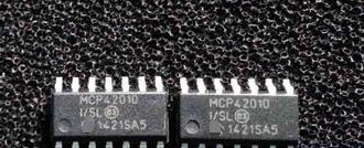 100 New Free shipping MCP42010 I SL MCP42010 SOP14