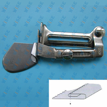Double Fold Clean Finish Hemmer With Swing-Away Bracket For Sewing Machine # KP-203 important: choose you wanted size.