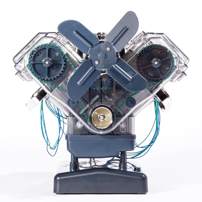 modelo montagem do motor ponto 04