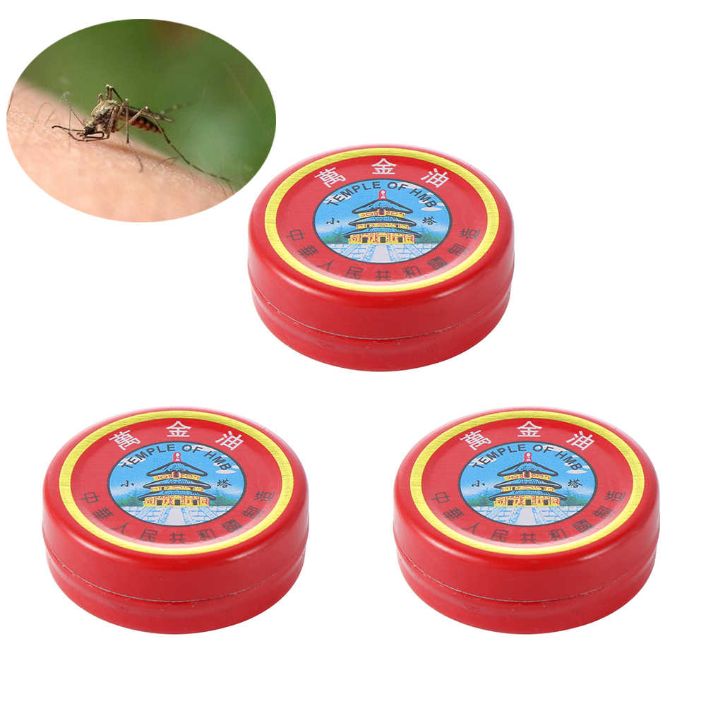 1/5/10 Pcs Chinese Tiger Balm Muscle Massager Essencial Oli Relieve Pain Refresh Influenza Treatment Analgesic Cold Headach