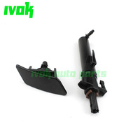 Right Headlight Cleaning Washer Nozzle Pump with cover For Peugeot 207 307 607 Citroen C4 89028244 6438P1 6438P2