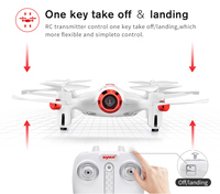 SYMA RC Airplanes Remote Control wifi FPV aircraft camera mini drone toys gifts present 3D flips 2.4GHz children kids outdoor