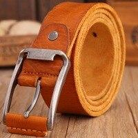 2015 New Hot Designer Betls Men High Quality Mens Belt Luxury 100 Real Genuine Leather Strap