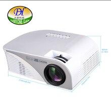 Everyone Gain Mini Pico Portable 3D Projector HDMI Home Theater Beamer Multimedia Projector Full HD 1080P Video Mini321