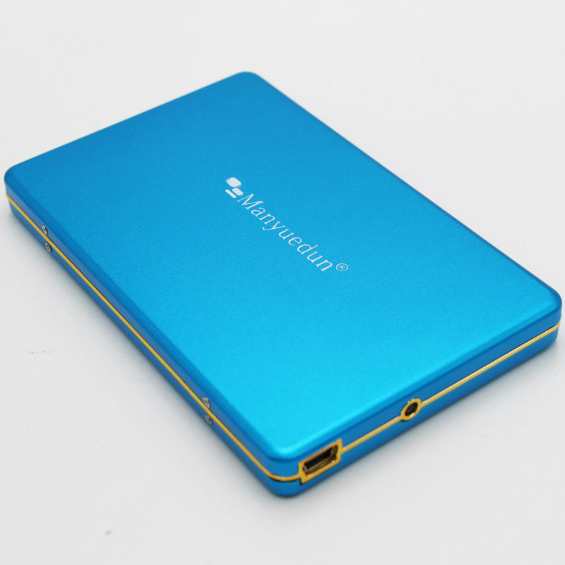 HDD Manyuedun External Hard Drive 60gb High Speed 2.5