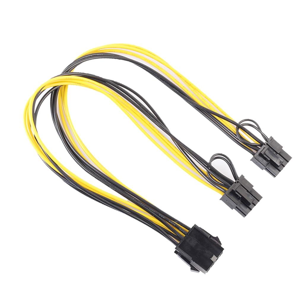 cpu-8pin-para-graficos-placa-de-video-dupla-8pin-pci-e-pci-express-6pin-2pin-cabo-de-alimentacao-30-cm-promocao-cabos-conector-pcie