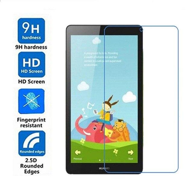Templado de vidrio para Huawei T3 7,0 Wifi BG2-U01 BG2-W09 Protector de pantalla para Huawei Mediapad T3 3G 7 pulgadas de protección película de vidrio