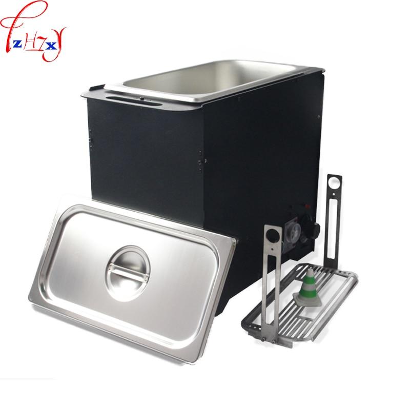3D нагревательная полировальная машина 3D печать модель пост обработка полировальная машина быстрая полировальная машина 110/220 В 1 шт.