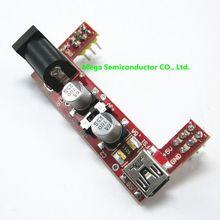 5pcs/lot Breadboard Power Supply Module 2-way 5V/3.3V For Arduino