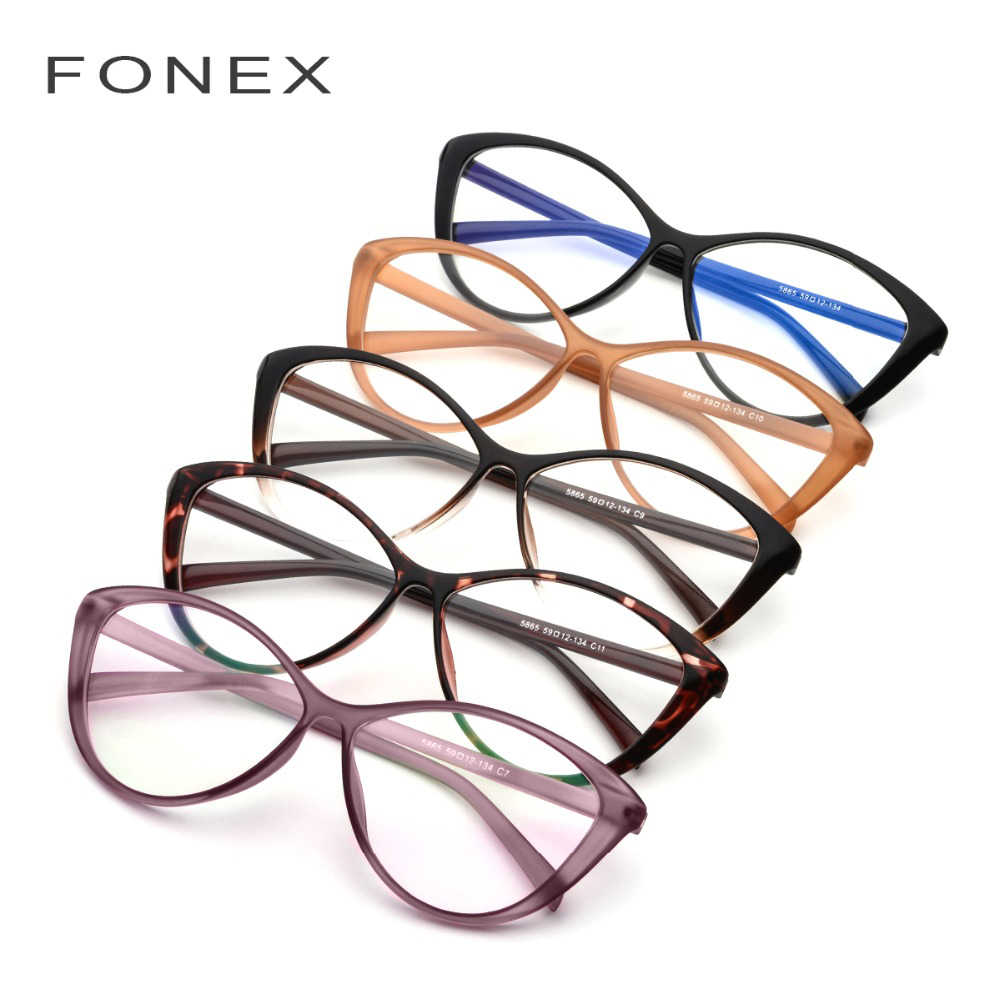 91f1278fc84 ... TR90 Glasses Frame Women Female Clear Prescription Cat Eye Eyeglasses  2018 Ladies Spectacles Optical Frames Sexy ...