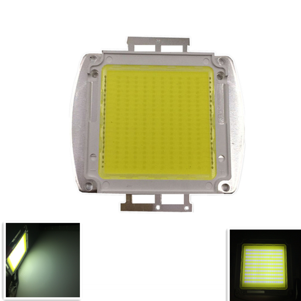 1Pcs High Power LED Chip 300W Natural Warm Cool White COB 60-68V Light Beads For DIY 200 Watt Floodlight Spotlight 1w led bulbs high power 1w led lamp pure white warm white 110 120lm 30mil taiwan genesis chip free shipping