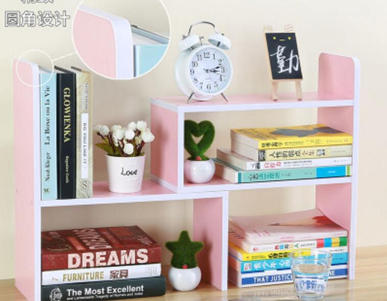 Güvenlik yuvarlak köşe tasarım DIY Ofis kitaplık Masası - Mobilya - Fotoğraf 5
