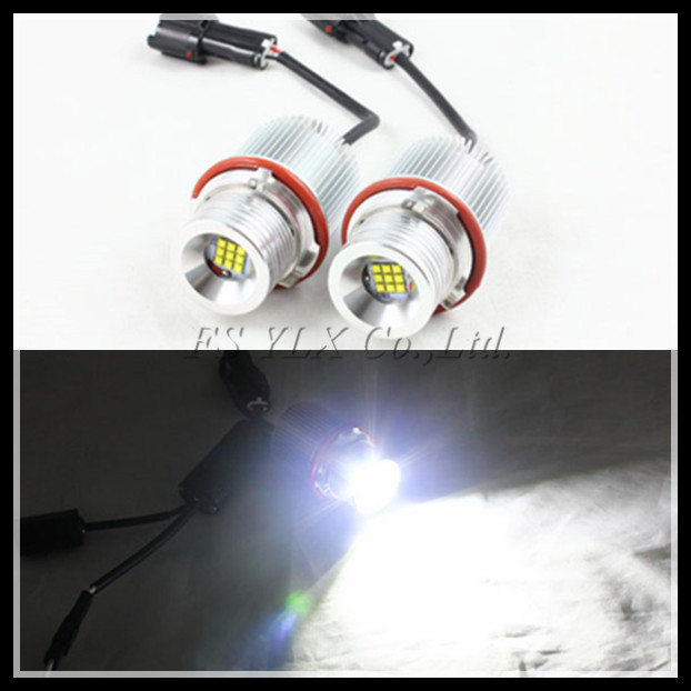 Подробнее о 45W LED Angel Eyes marker for BMW E39 E53 E60 E61 E63 E65 E87 Car LED headlight halo ring bulb LED marker angel eyes for BMW 7w e39 led marker led angel eye bulb for bmw e39 e53 e60 e63 e64 e65 e66 e67 led headlight halo ring bulb led angel eyes
