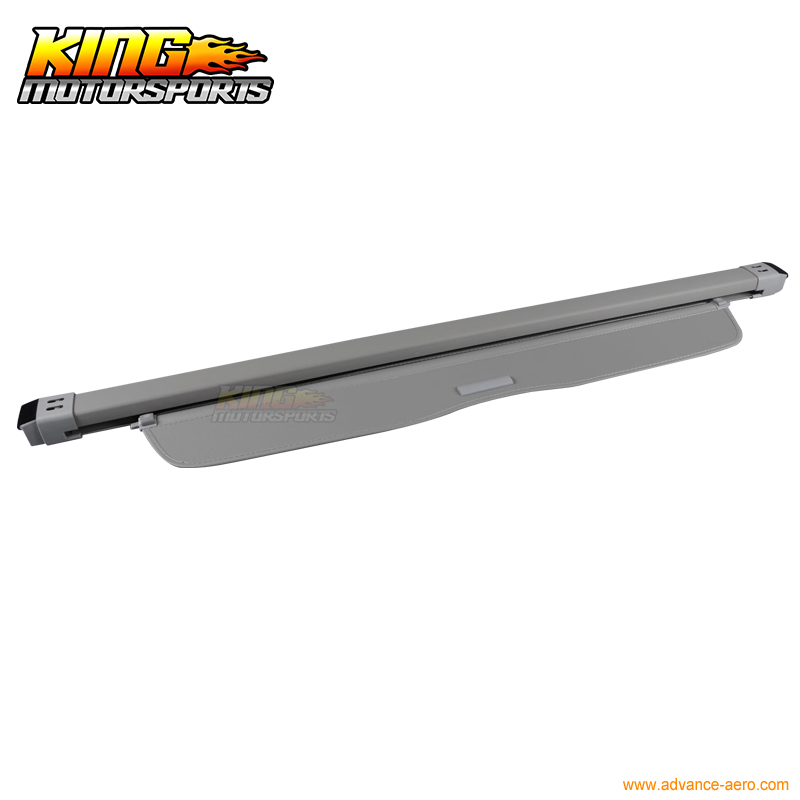 ФОТО Fit For 12-16 Honda CRV OE FACTORY Retractable Rear Cargo Security Trunk Cover Grey New