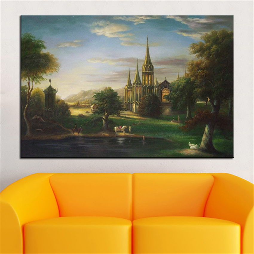 Aliexpress Com Buy Extra Large Wall Painting Of