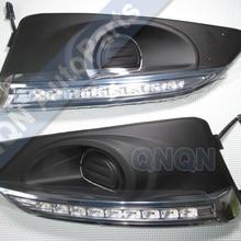 Светодиодный фонарь дневного света для Chevrolet Aveo II T300 12-14
