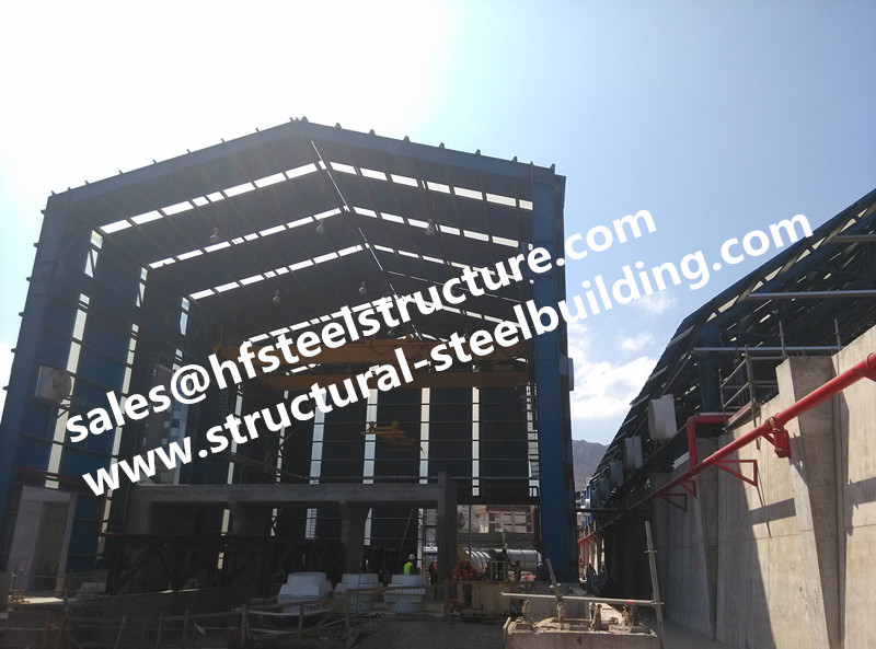 China Structural Steel Apartment Buildings For Large Cathedral Project Construction