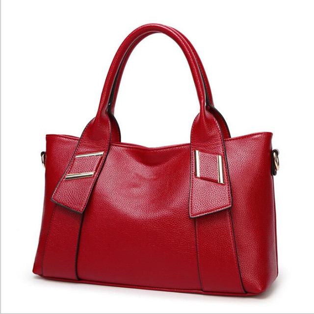 Lowest Price 2017 Fashion Vintage Women Bag 100 Cow Leather Genuine Messenger