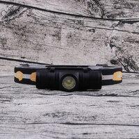BORUIT Marka LM L2 LED Reflektor 3 W Mini White Light Czołówka Latarka Czołówka Dla Camping Wędkarstwo Sportowe Na Świeżym Powietrzu polowanie