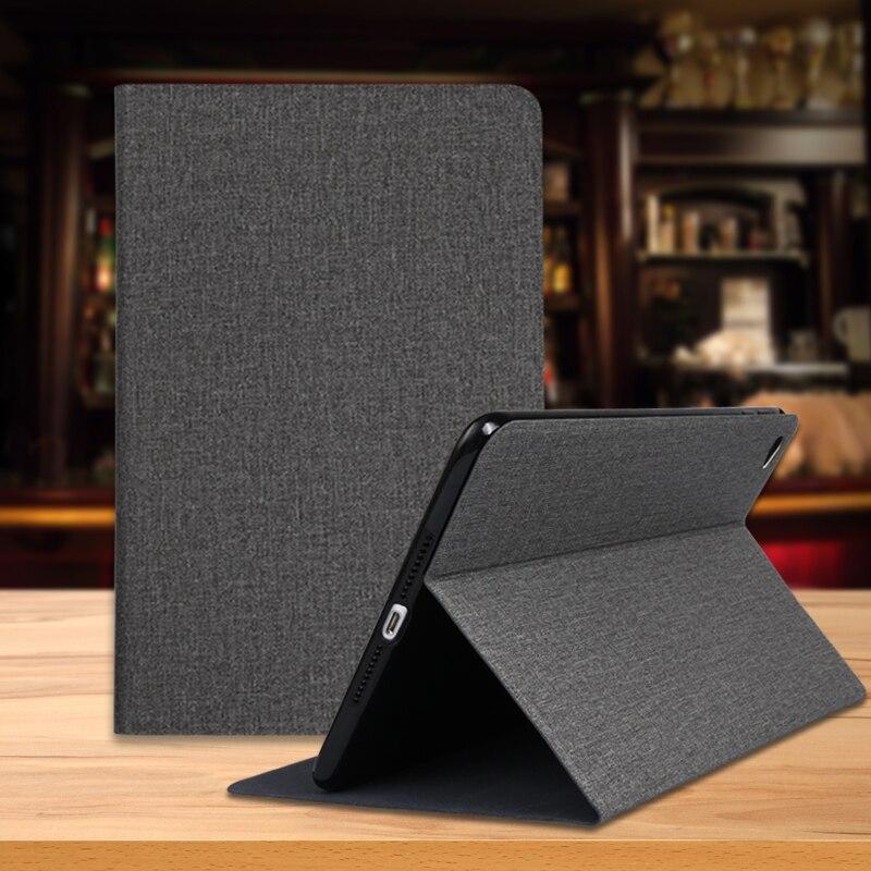 Qijun para samsung galaxy tab 2 p5100 p5110 flip tablet casos fundas para tab2 10.1 p7500 p7510 capa de suporte macio escudo protetor