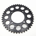 428-43T-76MM  428 Chain rear sprocket 43 tooth 76mm centre hole for Dirt Pit Bike off road motorcycle Motocross gear spare parts