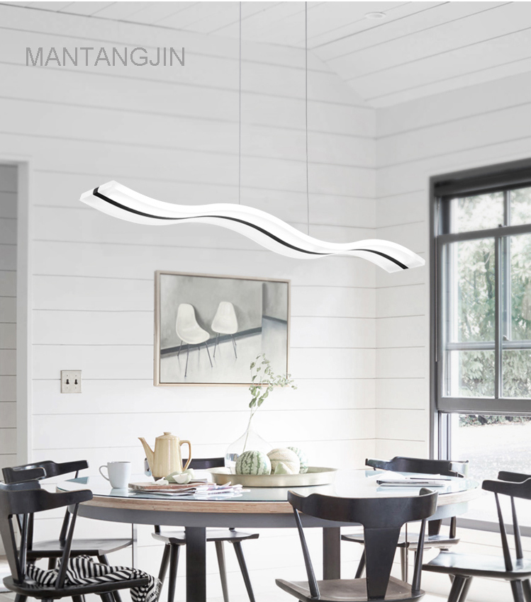 HOT SALE 38W Modern Ceiling Lights For Living Room Acrylic