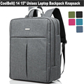 Fashion Laptop Case Handy 14 15.6 inch Laptop Backpack Notebook Bag Men's Back Pack Male Escolar Teenagers Computer Mochila Bag
