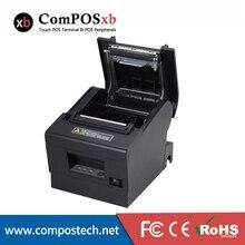 Printer Manufacturer 80mm Thermal Receipt Printer 2 in 1 Interface Pos Printer TP600